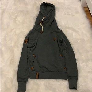 Like new women's Naketano size small sweatshirt